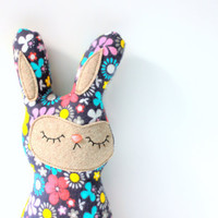 Flora the Easter Bunny by Sleepy King - Ready To Ship
