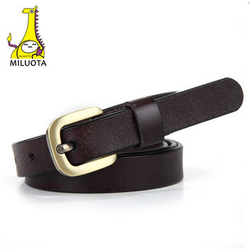 Fashion Belts for Women Good Quality Genuine Leather Belt Women