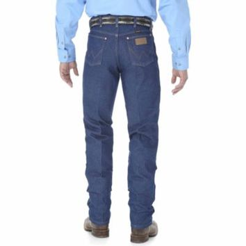 Wrangler® Men's Cowboy Cut Original Fit Jean, Rigid Indigo