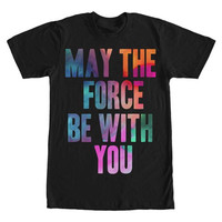 Star Wars Force With You Colors T-Shirt