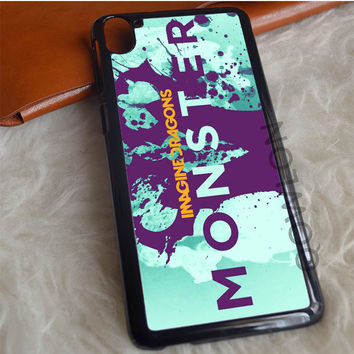 Imagine Dragons Monster HTC Desire 826 Case