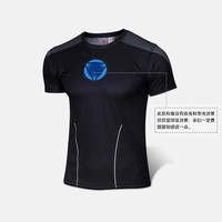 2015 Iron Man Casual t shirt Superman Short t shirt men's shirts Captain America 2 = 1946618052