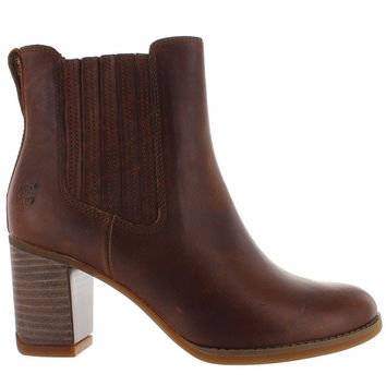 Timberland Earthkeepers Atlantic Heights Gore - Brown Leather Chelsea Boot