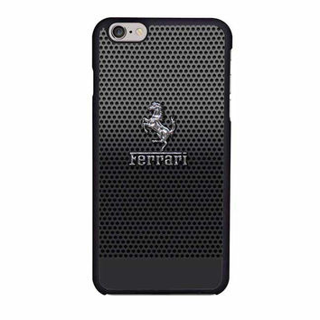 ferrari logo iphone 6 6s 4 4s 5 5s 6 plus cases