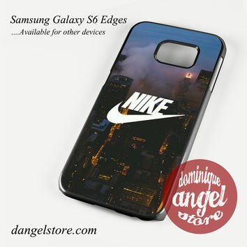 Nike in City Phone Case for Samsung Galaxy S3/S4/S5/S6/S6 Edge/S6 Edge Plus