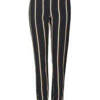TALL Stripe Cigarette Trouser - Multi