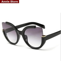 Women's Sunglasses Vintage cat eye luxury UV400