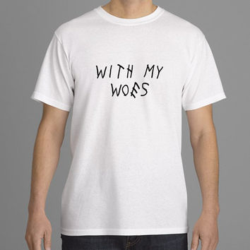 Drake WITH MY WOES T-Shirt