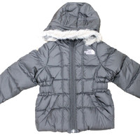 The North Face Girl's/Toddler Gotham TNF Black Jacket