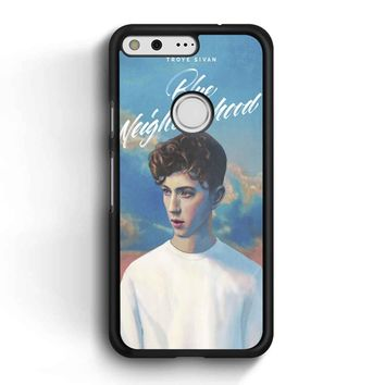 Blue Neighbourhood Troye Sivan Google Pixel Case
