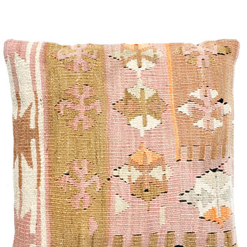 "16"" Kilim Pillow, Turkish Delight"