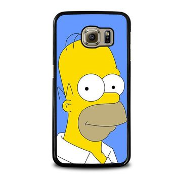 HOMER SIMPSONS Samsung Galaxy S6 Case Cover