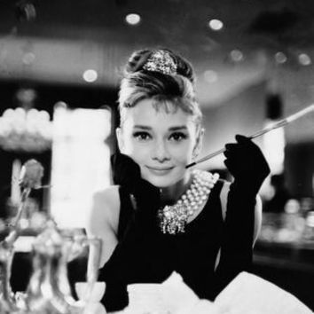 "Audrey Hepburn Poster Breakfast At Tiffany'S 16""x24"""
