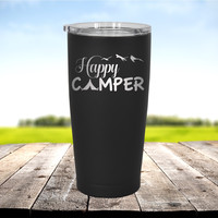 Happy Camper - Tumbler 20 oz