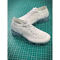 Nike Air Vapormax 2.0 Triple White Sport Running Shoes