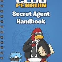 Secret Agent Handbook (Disney Club Penguin)