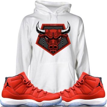 Jordan Retro 11 Win Like 96 Sneaker Hoodies - BULLY 96