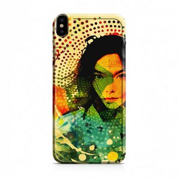 BJORK iPhone X case