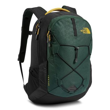 Jester Backpack in Darkest Spruce Emboss by The North Face