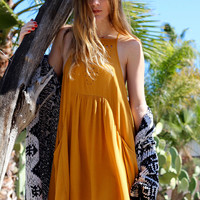 Tropical Desert Swing Dress