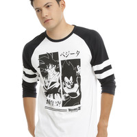 Dragon Ball Z: Resurrection 'F' Son Goku Raglan