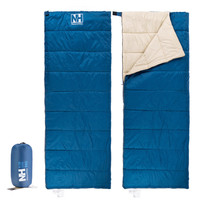 New Ultralight Summer Sleeping bag Envelope Sleeping bag Cotton Sleeping bag 0.8kg NH15A150-D