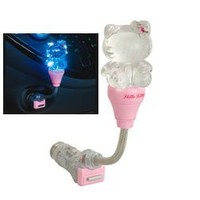Hello Kitty Car LED Light