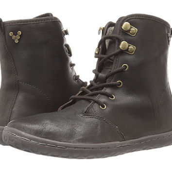 Vivobarefoot Gobi Hi-Top Dark Brown/Hyde Leather - Zappos.com Free Shipping BOTH Ways