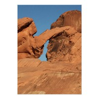 Arch Rock Valley of Fire Poster