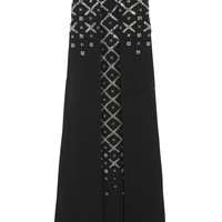 Antonio Berardi - Embellished stretch-cady gown