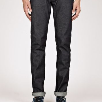 Acne Men's Max Raw Denim Jeans