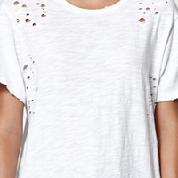 LA Hearts Destructed Short Sleeve T-Shirt at PacSun.com