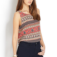 Down-To-Earth Crop Top
