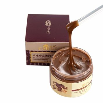 Mud Face Mask, Anti Acne,Scars Remove, Skin Care Moisturizing Cream, Acne Removal Face Treatment