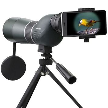 Spotting Scope Telescope with Tripod for Hunting or Bird Watching