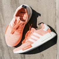adidas nmd fashion women casual running sport shoes