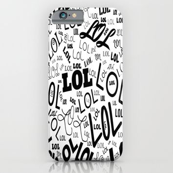 LOL iPhone & iPod Case by Asylum Photography