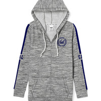 University of California Berkeley Full-Zip Tunic Hoodie