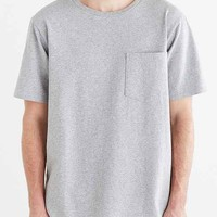 SkarGorn 91 Wide Pocket Tee- Grey