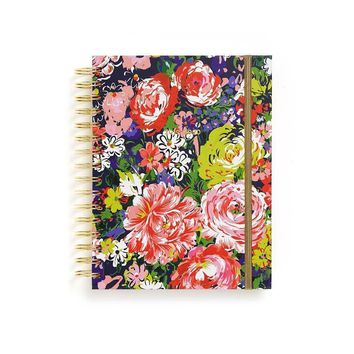 BAN.DO MEDIUM 17-MONTH ACADEMIC PLANNER - FLOWER SHOP