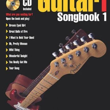 CREYCY2 Guitar Songbook (Fasttrack Series)