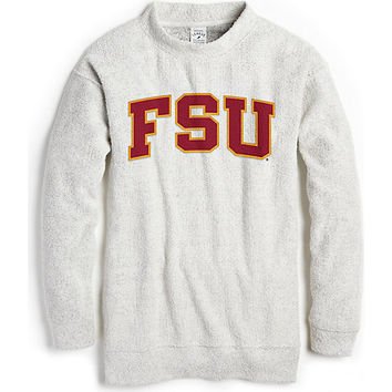 Florida State University Women's Ezra's Best Crewneck Sweatshirt | Florida State University