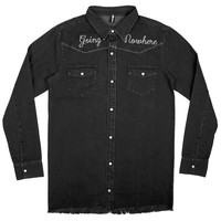 Going Nowhere Shirt Jacket