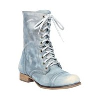Steve Madden - TROOPA BLUE LEATHER