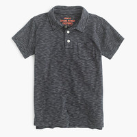 crewcuts Boys Striped Polo Shirt