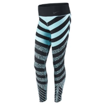 Nike Legendary Mezzo Zebra Tight Women's Training Pants
