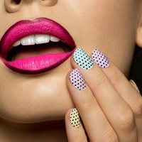 Sophia Webster for Nail Rock Limited Edition Dots To Hearts 3D Nail Wr