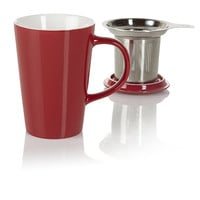 Red Angle Infuser Mug at Teavana | Teavana