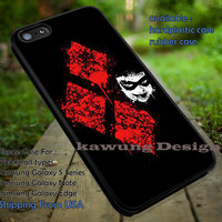 Art Diamonds | Harley Quinn | Joker iPhone 6s 6 6s+ 6plus Cases Samsung Galaxy s5 s6 Edge+ NOTE 5 4 3 #cartoon #batman #superheroes ii