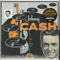 Cash, Johnny - With His Hot And Blue Guitar (LP)